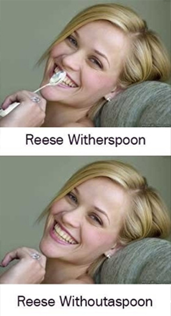 pun about Reese Witherspoon